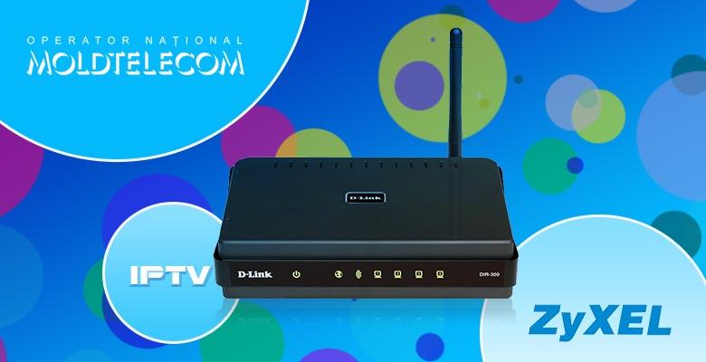 Настраиваем IPTV от Moldtelecom на ZyXEL Keenetic